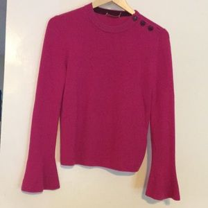 Pink Tory Burch sweater